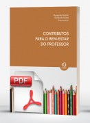 Contributo para o bem-estar do professor (e-book)